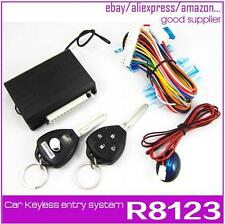 For Toyota Car Vehicle Burglar Alarm Keyless Entry Security SYST with 2 Remotes