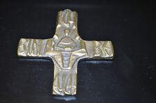 Bronzekreuz, Bronze ( ICH BIN BEI EUCH )