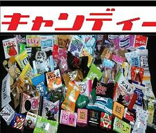 Japanese Candy 40 Piece Pack Random Assorted Dagashi Goodie Bag Treats