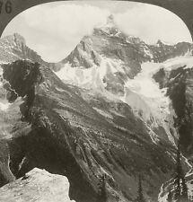 Keystone Stereoview Mt. Sir Donald, B. C., Canada from 1910's Education Set # B