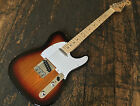 SX Sunburst Tele / Telecaster Electric Guitar & Padded Gig Bag