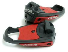 New! Miche MT4 Road Bike Pedals with Cleats Look Style