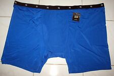 STACY ADAMS UNDERWEAR NEW  6XL 56 - 64  BLUE  - BOXER SHORTS