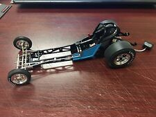 1/18 scale FUNNY CAR CHASSIS, perfect for that Drag Racing fan, BLOW OUT SALE !