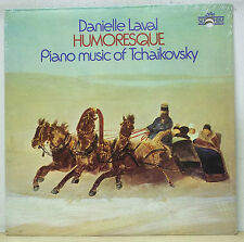 Danielle Laval HUMORESQUE Piano Music of TCHAIKOVSKY - Seraphim S-90250 SEALED