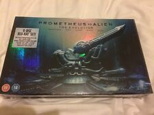 FROM PROMETHEUS TO ALIEN - THE EVOLUTION BRAND NEW & SEALED DELUXE 9 BLU-RAY SET