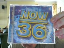 NOW THATS WHAT I CALL MUSIC 36 ON 2 CD SET GREAT XMAS GIFT! FREE UK POST