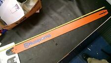"NEW 44"" Husqvarna Chainsaw .404 .063 bar HV44-63RQ wXtra tip 2100 2101 395 3120"