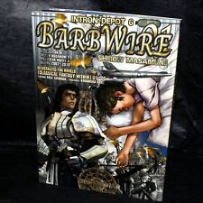 MASAMUNE SHIROW INTRON DEPOT 6 BARB WIRE ANIME ART BOOK NEW