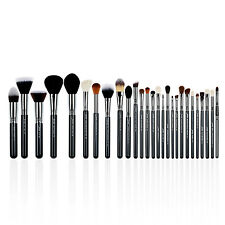 Jessup 27Pcs High Quality Pro Makeup Brush Set Make Up Brushes Kit Tools T133