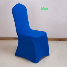 4 X Polyester Lycra Spandex Wedding Banquet Folding Party Universal Chair Covers