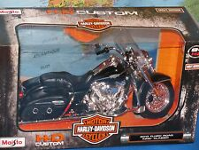 1/12 MAISTO HARLEY DAVIDSON 2013 FLHRC ROAD KING CLASSIC MOTORCYCLE BRAND NEW