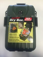 MTM Survivor Dry Box Water Resistant hunting gun outdoor storage emergency gear