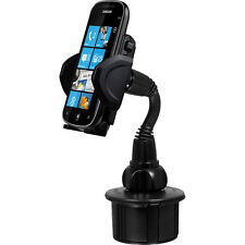 Mac auto cup holder phone mount for Telcel Lenovo A850 A369i S820 S960 Vibe cell