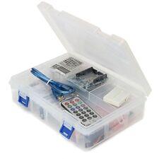 Starter Kit R3 UNO 1602 Module Board Servo Moteur Capteur pour Arduino Débutant