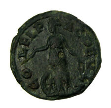 DEULTUM THRACE_PHILIP II as CAESAR  AD 244-247 BRONZE COLONIA  5.85g/23mm  R-987