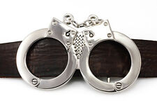 Buckle Gürtelschnalle Handschelle Metallschnalle Gürtelschliesse Wechselschnalle