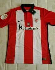 CAMISETA DEL ATHLETIC CLUB  DE LA SUPERCOPA