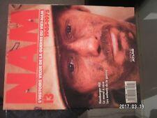** NAM viet-nam n°13 Hamburger Hill / Massacre de My Lai / L'armée en crise