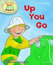 Oxford Reading Tree Read With Biff, Chip, and Kipper: First Stories: Level 1: Up