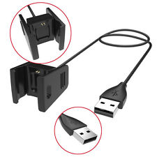 USB Clip Charging Cable Standard Wall Car Charge For Fitbit 2 Smart watch