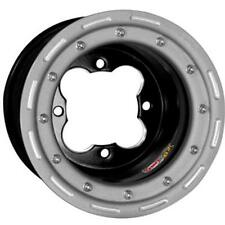 "DWT Ultimate G2 Rear Dual Beadlock Wheel 9"" 9x9 4.5+4.5 4/115 Yamaha YFZ450R"