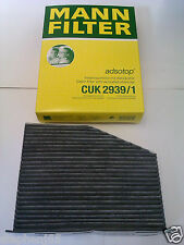 VW TOURAN CABIN/POLLEN FILTER ACTIVE CARBON - MANN HUMMEL 1K2819653