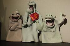 Disney Hunchback of Notre Dame Latex Hand Puppets Applause Victor Laverne Hugo
