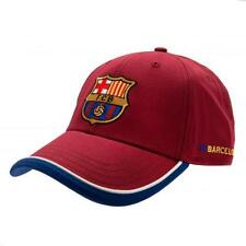 Official Licensed Football Product FC Barcelona Baseball Cap TP Crest Gift New