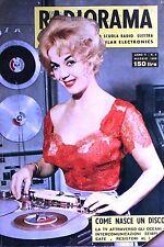 RADIORAMA  Anno V  N.5  Maggio 1960