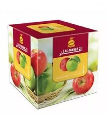 1 KG TWO APPLE Flavour Al Fakher Shisha Molasses Non Tobacco Hookah Nargile