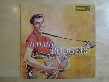 JIMMY RODGERS ~ HIS GOLDEN YEAR  VINYL RECORD LP / 50's