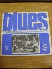 13/10/1973 Birmingham City v Wolverhampton Wanderers (veces, cambios de equipo Trus).