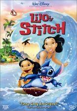 Walt Disney's - Lilo & Stitch (DVD, 2002)