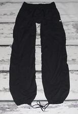 LULULEMON~BLACK~SWIFT *CLASSIC STUDIO DANCE PANT* PANTS (FULLY LINED)~6
