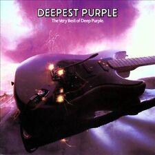 Deepest Purple: The Very Best of Deep Purple by Deep Purple (Rock)