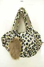 SEE BY CHLOE MEN's Bag Black & Beige & Yellow