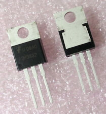 50pcs Fairchild FDP3632 MOSFET N-Channel PowerTrench 100V 80A 9mOhm TO-220 -NEW-