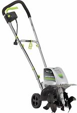 Home Flower Beds Garden Lawn Yard  8.5Amp Electric Roto Tiller N Soil Cultivator
