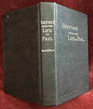 Sketches from the Life of Paul Ellen G White Hardbound © 1974 Adventist Book