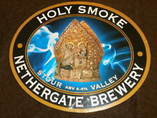 BEER PUMP CLIP - NERTHERGATE HOLY SMOKE