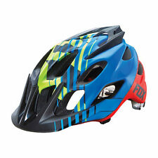 Fox Flux Savant MTB Helmet Blue L/XL