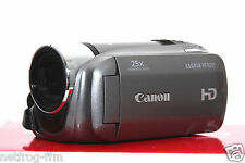 Canon Legria HF R205 FULL HD digitaler Camcorder 3,28 MP Touchscreen OVP