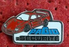 BEAU PIN'S FERRARI F 40 PAGIO SECURITE