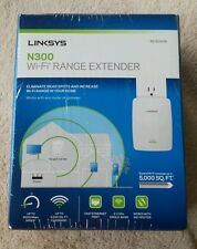 Linksys RE3000W N300 Single Band Wireless Range Extender