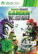 Microsoft XBox 360 Spiel Plants vs. Zombies: Garden Warfare