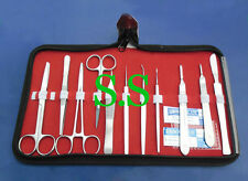 Quality Surgical Instruments   Surgical Dissecting Set   New Autopsy-Anatomy Kit