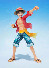 BANDAI FIGUARTS ZERO ONE PIECE MONKEY D. RUFY NEW WORLD 5TH ANNIVERSARY EDITION
