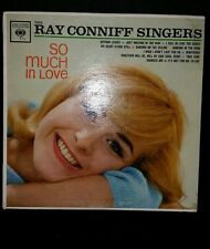 Ray Conniff  So Much In Love LP Record 33