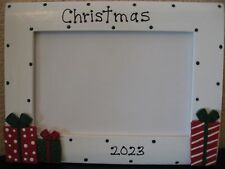 Christmas 2016 family baby memories holiday grandparents photo picture frame